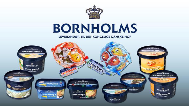 Bornholms sortiment